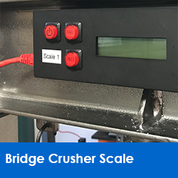 Bridge Crusher Scale