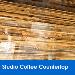 Studio Coffee Countertop